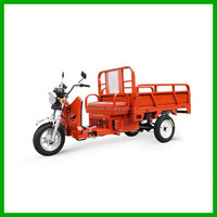 Water Cooling Engine Tricycle Made in China / Three Wheel Motorcycle with Cargo
