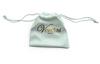 2015 new style drawstring microfiber pouches mobile pouches