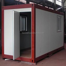 20ft prefab moveable modular container house