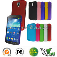 PC case for Samsung galaxy s4 active i9295 case with rubber coating