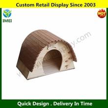 wooden indoor outdoor dog house YM5-562