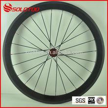 nuevo estilo t700 de carretera de carbono de la bicicleta de ruedas cubierta