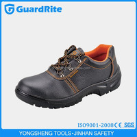 GuardRite cheap designer durable shoes men,safety shoe pu synthetic leather