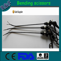 New high-tech easy to use surgical medical bending scissors