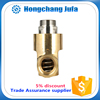 15A copper thread rotary joint plumbing materials in china