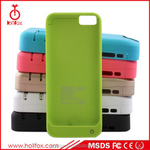 Wholesale Colorful Battery Case For Apple 5