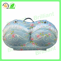 travel EVA bra case for girl (cc-1016)