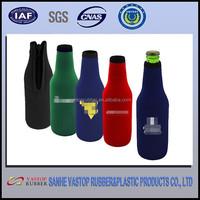 Customized Insulated Neoprene Bottle Cover of Cooler