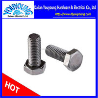 Stainless Steel Hex head bolt DIN933/931 M4 M5 M6 M8 M10 M12 M14 M16 M18 M20 M22 M24