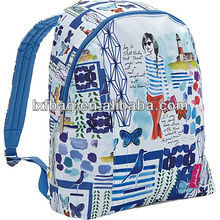 Promotional fashion practical latest teenager school bag