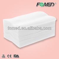 disposable organic cotton pads with CE