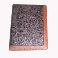 LN412 OEM and ODM leather note book&PU note book&dairy note book
