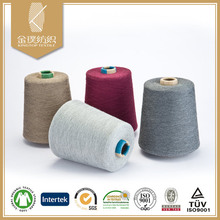 Ne 20/1 dyed cotton combed yarn for knitting and weaving gloves