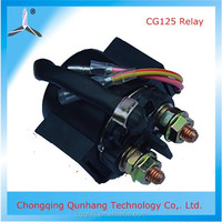 2015 Hot New Products Motorcycle 12V Starter Relay CG125 Made In China