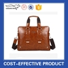 2016 Men's Nice Custom Genuine Leather Tote Bag,Fashion Leather Tote Bag