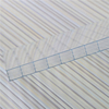 Thermal insulating Polycarbonate sheeting for greenhouse cover