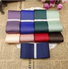 38 mm diamond lattice ribbon ribbon bowknot manual accessories DIY hair accessory materials