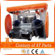 self service car wash systems AT-T825 fully automated tunnel type with soft brushes