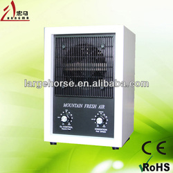 removing particle air purifier CE room air cleaner from large horse