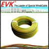 Copper Conductor Material and Stranded Conductor Type PFA insulation wire