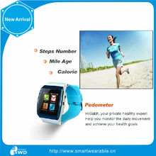 high quality talking speaker touch screen smart watch phone