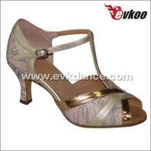 EVKshoes Girls/ladies/women Closed Toe Dance Shoes latin/modern/ballroom/salsa dance shoe