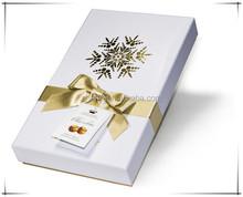China manufactory merci chocolate box with best price
