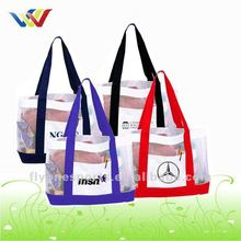 High Quality Outdoor Mesh Tote Bags