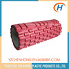 Sport Equipment Red High Density EVA Foam Roller With Private Label