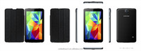 MTK 6572 android 3G wcdma dual sim dual standby tablet