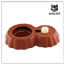 Best sale high quality plastic drinking feeder pet water bowl