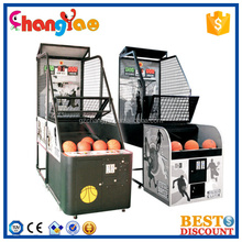 Wonderful Hotest Coin operated basketball game machine For Sale
