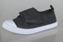 boys cool textile upper wide buckle strap canvas shoe