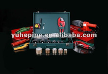 Ppr Pipe Socket Electronic Fusion Tool Welding Machine