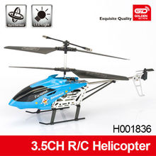 Goldentoys 3.5ch Doraemon alloy rc helicopter with Gyro(Doraemon Series-2)