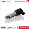 stainless steel smart capacitive pressure sensor