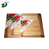 Caoxian wholesale cheap wood chopping block cutting board