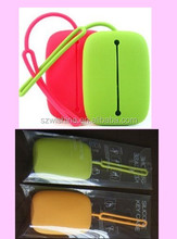 high quality fashion and popular silicone key bag/silicone key house/silicone key pouch