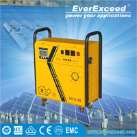 EverExceed reliable quality home wind solar hybrid power system for outside solar lighting