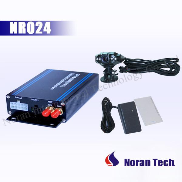 Vehicle tracking system mit taxameter, kraftstoffsensor, RFID