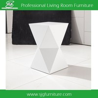 Newest End Table High Quality Table Mirrored Bedside Table