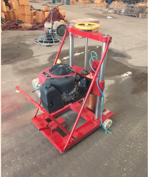 asphalt coring machine