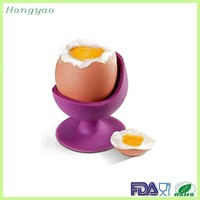 HOT tableware silicone egg chair cup,silicone egg holding cup