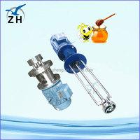 hydraulic lift high shear homogenizer oil well drilling mud shear pump