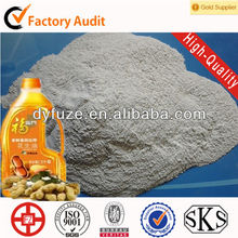 Acid bentonite fuller earth for decoloring refining cooking vegetable oil