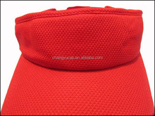Low price promotional fashion summer sun visor hat and caps