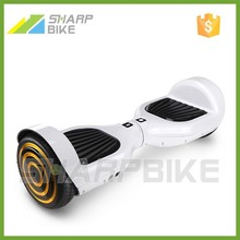 6.5 Inch Self Balance Electric Scooter 250W White SP65BS-WH
