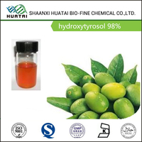 antioxidant health benefits olive leaf extract hydroxytyrosol 98% liquid