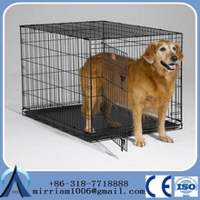 welded wire dog kennel and runs/metal large dog kennels