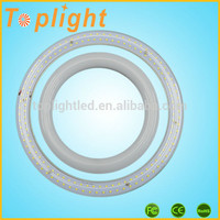 Best sale Diameter 225mm 12w ring LED T9 Tube light CE, ROHS certified G10Q Circular LED tube